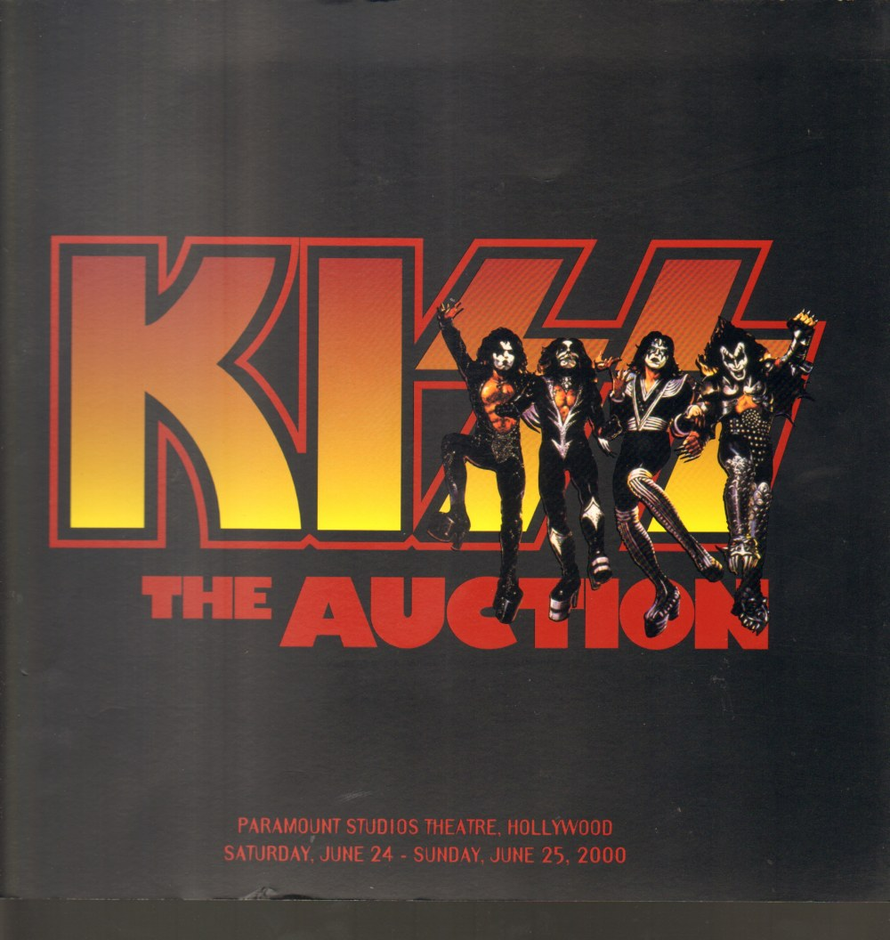 "2000 Butterfield's ""KISS"" Auction Butterfields_page_3"